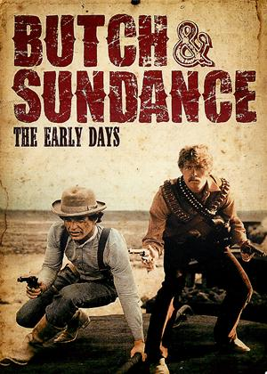 Rent Butch and Sundance: The Early Days Online DVD Rental