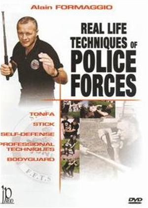 Rent Real Life Techniques of Police Forces Online DVD Rental