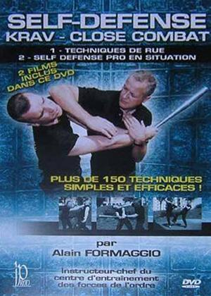 Rent Alain Formaggio: Self Defense Krav Close Combat Online DVD Rental