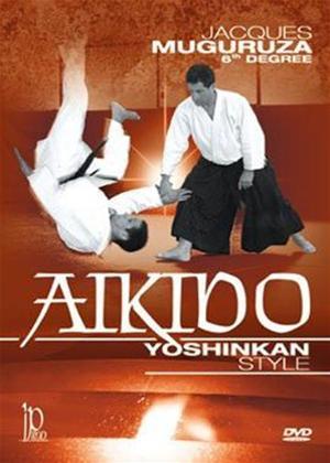 Rent Aikido: Yoshinkan School Online DVD Rental