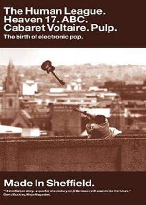 Rent Made In Sheffield: The Birth of Electronic Pop Online DVD Rental