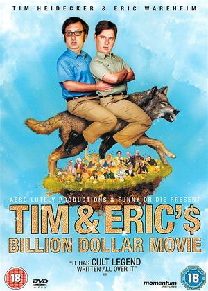 Rent Tim and Eric's Billion Dollar Movie Online DVD Rental