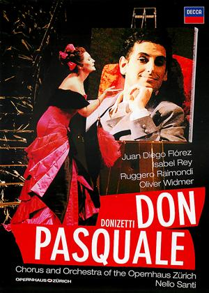 Rent Donizetti: Don Pasquale Online DVD Rental