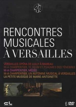 Rent Rencontres Musicales À Versailles Online DVD Rental