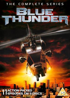 Rent Blue Thunder: Series Online DVD Rental