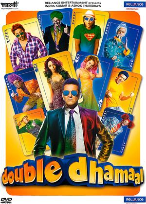Rent Double Dhamaal Online DVD Rental