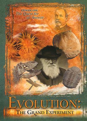 Rent Evolution: The Grand Experiment: Vol. 1 Online DVD Rental