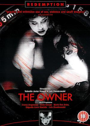 Rent The Owner (aka El Propietario) Online DVD Rental