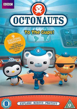 Rent Octonauts: To the Gups! Online DVD Rental
