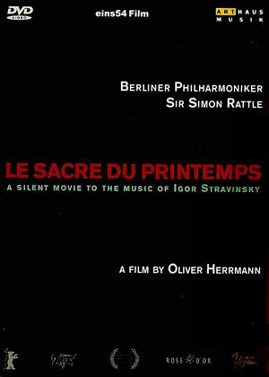 Rent Le Sacre Du Printemps (aka A Silent Movie to the Music of Igor Stravinsky) Online DVD Rental