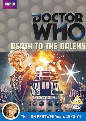 Doctor Who: Death to the Daleks Online DVD Rental