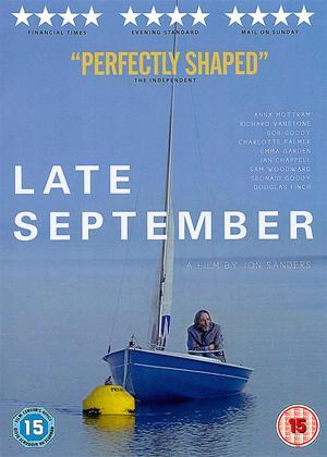 Rent Late September Online DVD Rental