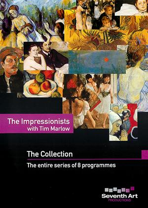 Rent The Impressionists with Tim Marlow: The Collection Online DVD & Blu-ray Rental