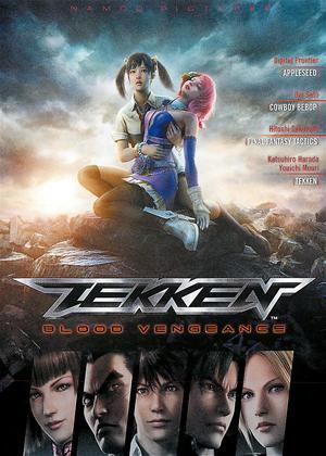 Rent Tekken: Blood Vengeance Online DVD & Blu-ray Rental