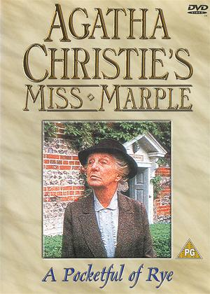 Rent Agatha Christie's Miss Marple: A Pocketful of Rye Online DVD Rental