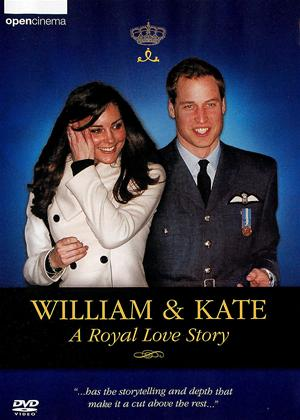 Rent William and Kate: A Royal Love Story Online DVD Rental