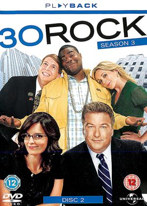 Rent 30 Rock: Series 3 Online DVD Rental
