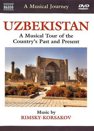 Rent A Musical Journey: Uzbekistan Online DVD Rental