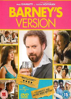 Barney's Version Online DVD Rental