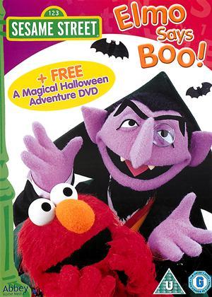 Rent Sesame Street: Elmo Says Boo! / A Magical Halloween Adventure Online DVD Rental