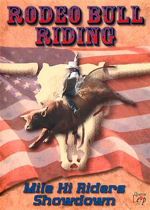 Rent Rodeo Bull Riding: Mile Hi Riders Showdown Online DVD Rental