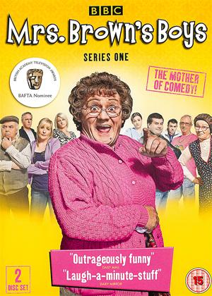 Rent Mrs. Brown's Boys: Series 1 Online DVD Rental