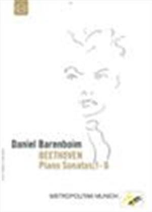Rent Daniel Barenboim: Beethoven Piano Sonatas: Vol.1 Online DVD Rental