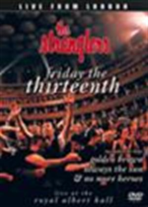 Rent The Stranglers: Friday 13th: Live at the Albert Hall Online DVD Rental