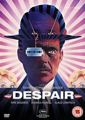 Despair Online DVD Rental