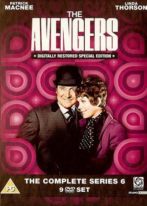 Rent The Avengers: Series 6 Online DVD & Blu-ray Rental