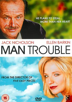 Rent Man Trouble Online DVD Rental
