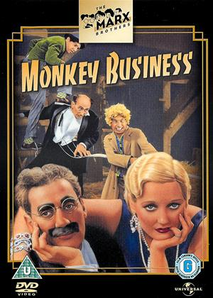 Rent The Marx Brothers: Monkey Business Online DVD Rental