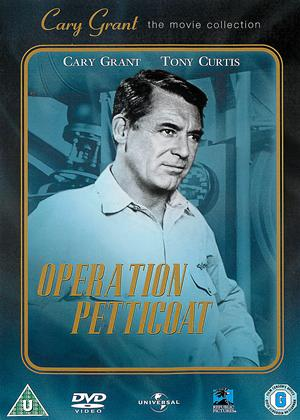 Rent Cary Grant Collection: Operation Petticoat Online DVD Rental