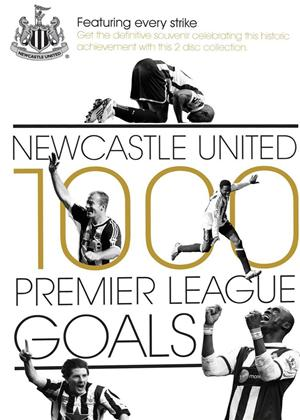 Rent Newcastle United: 1000 Goals Online DVD Rental