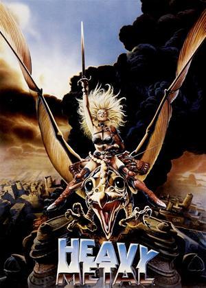 Rent Heavy Metal: The Ultimate Anthology Online DVD Rental