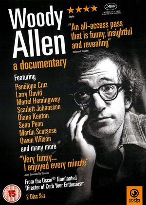 Rent Woody Allen: A Documentary Online DVD Rental