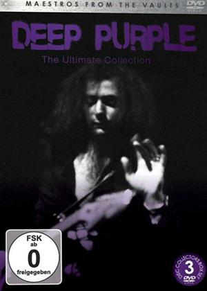 Rent Deep Purple: Maestros from the Vaults: The Ultimate Collection Online DVD Rental