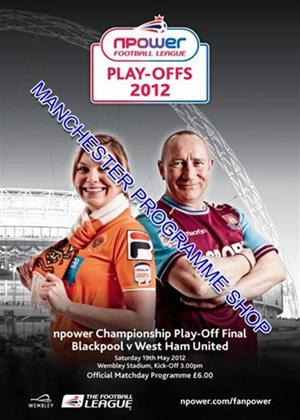 Rent West Ham United: Season Review 2011/2012/Play Off Final Online DVD Rental