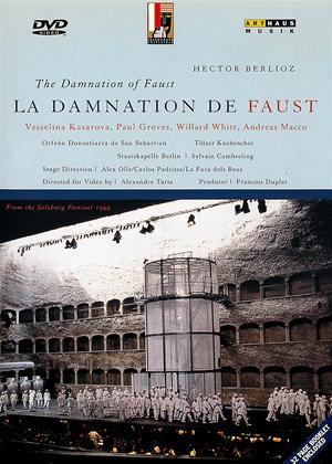 Rent Berlioz: La Damnation De Faust: Staatskapelle Online DVD Rental