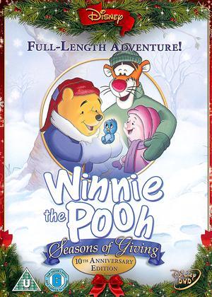 Rent Winnie the Pooh: Seasons of Giving Online DVD Rental