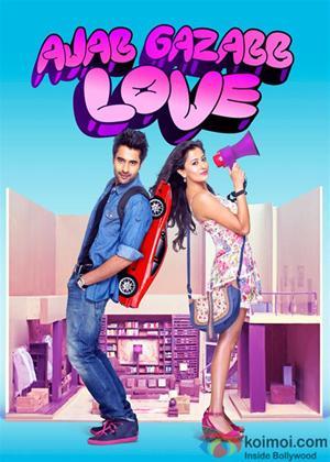Rent Ajab Gazabb Love Online DVD Rental