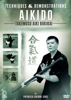 Rent Aikido: Techniques and Demonstrations Online DVD Rental