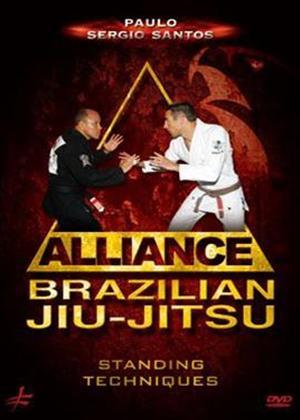 Rent Alliance: Brazilian Jiu-jitsu: Standing Techniques Online DVD Rental