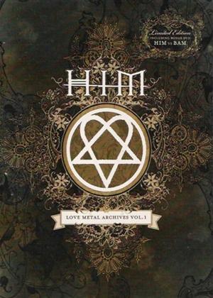 Rent H.I.M.: Love Metal Archives: Vol.1 Online DVD Rental