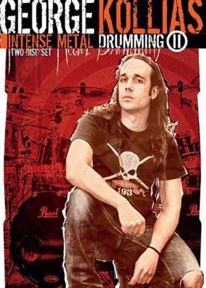 Rent Intense Metal Drumming 2 Online DVD Rental