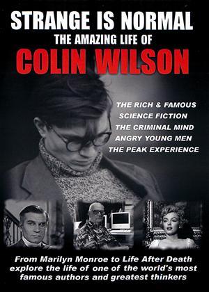 Rent Strange Is Normal: The Amazing Life of Colin Wilson Online DVD Rental