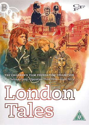Rent CFF Collection: Vol.1: London Tales Online DVD & Blu-ray Rental