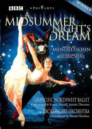 Rent A Midsummer Night's Dream: Pacific Northwest Ballet Online DVD & Blu-ray Rental