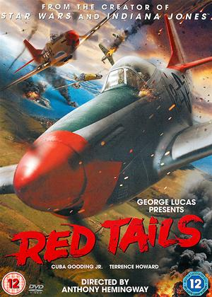 Rent Red Tails Online DVD & Blu-ray Rental