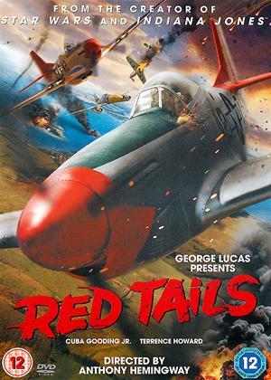 Rent Red Tails Online DVD Rental